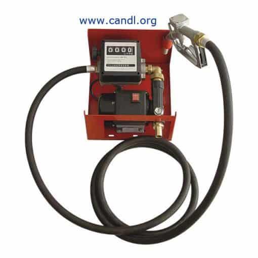 DMAETP60 - 240 Volt Diesel Pump Kit 60LPM