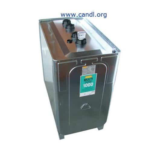 Double Skin Oil Storage Tanks