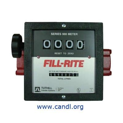 DTUT901L - Petrol High Flow Meters