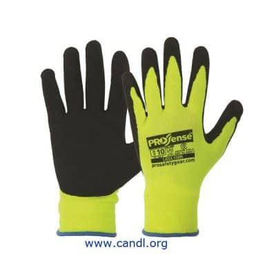 LFN - Prosense LFN Latex Foam Gloves - ProChoice® Safety Gear