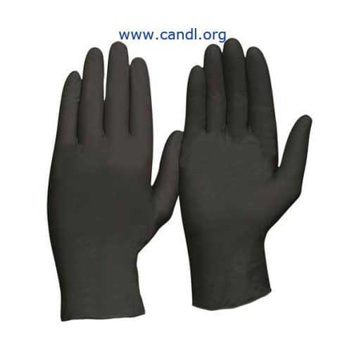 Disposable Nitrile Powder Free Gloves, Heavy Duty