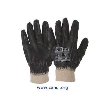 NBRFBB - Prosense Super-Lite Blue Fully Dipped Gloves