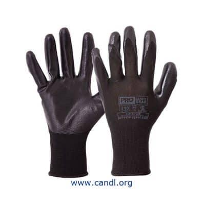 NP - Super-Flex Nitrile Dip Glove - ProChoice Safety Gear