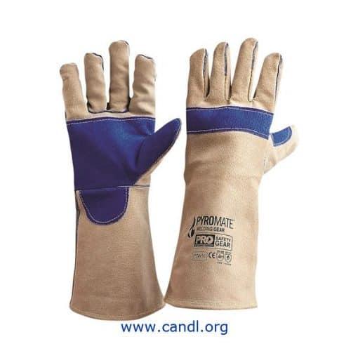 Pyromate® Pigsplit Welders Gloves