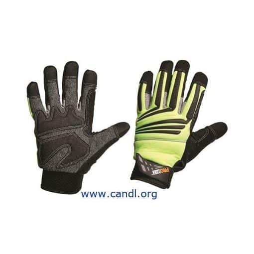 Profit® Cut 5 Hi-Vis Mechanics Gloves