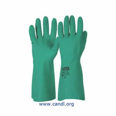Green Nitrile Gloves - ProChoice® Safety Gear