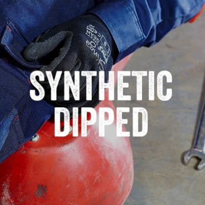 Synthetic Dipped Gloves