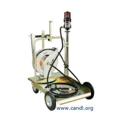 DITI10105334 - 5:1 Portable High Volume Air Operated Oil Pump Kit