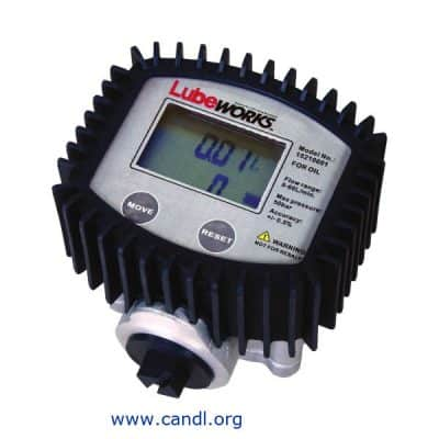 DITI15210603 -Digital Oil Meters