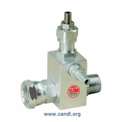 "DITI19572501 - Pressure Relief Valve 1/2"" Outlet"