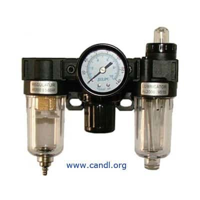 DITIAC2000 - Air Filter / Regulator / Lubricator