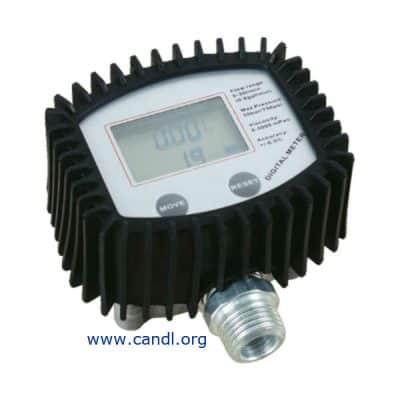 """DITIDM10002 - Digital Oil Meter 35LPM - 1/2"""""""