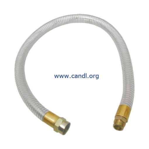 DITIPVC1000MF2 - 2 Metre Suction Hose Kit