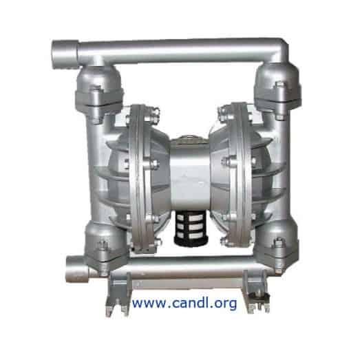 DQBY40AAB - Air Operated Diaphragm Pump - Aluminium