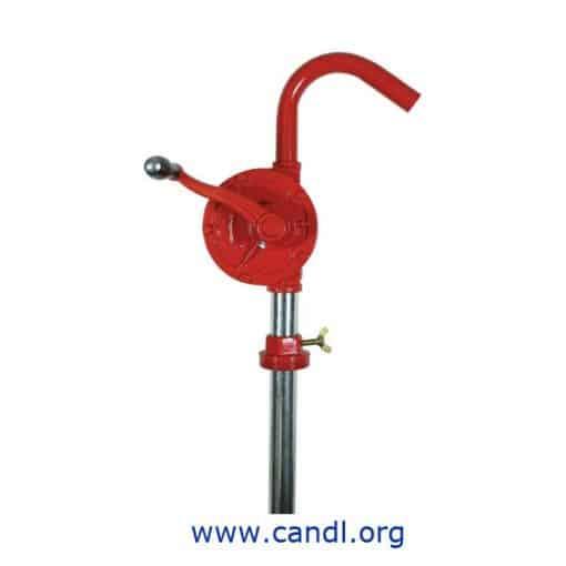 DA01JW214 - 205 Litre Rotary Hand Pump