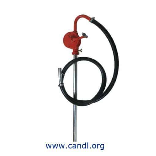DA01JW216 - 205 Litre Rotary Hand Pump With Hose