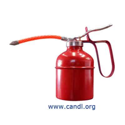 DO51370 - Oil Can With Flexible Spout