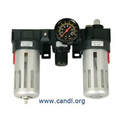 DITIBC2000 - Air Filter / Regulator / Lubricator