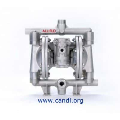 ALL-FLO A050 Series Air Diaphragm Pump Range