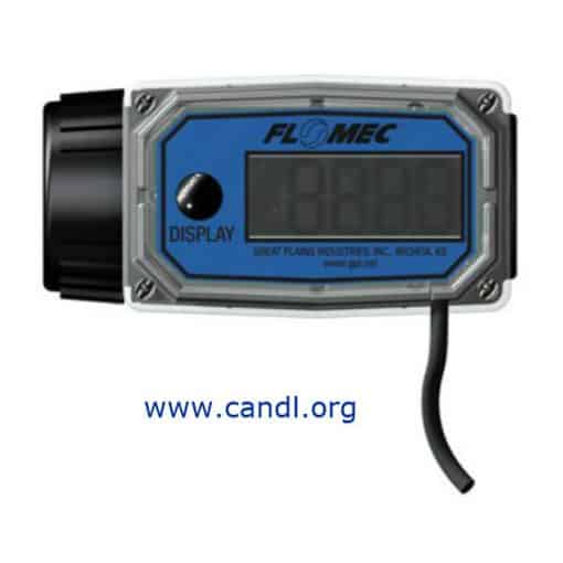 GPI Scaled Pulse Meters