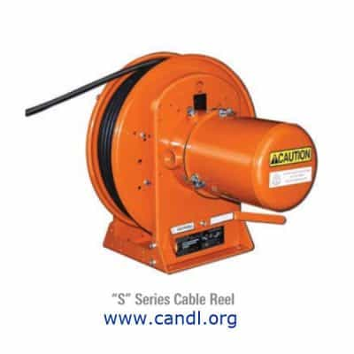 "Gleason ""S"" Series Electrical Cable Reels"