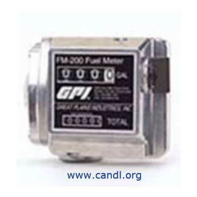 GPI Fuel Meters