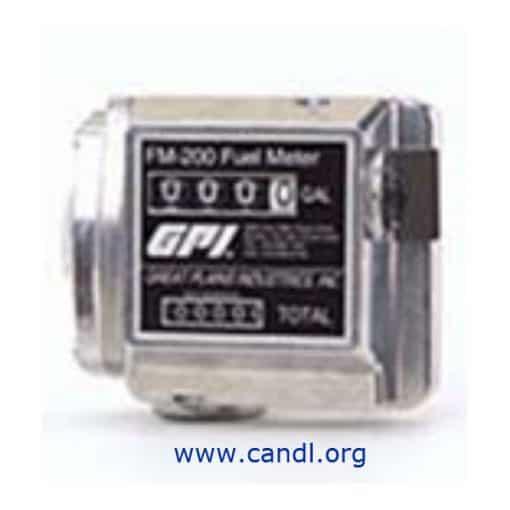 GPI Fuel Meters
