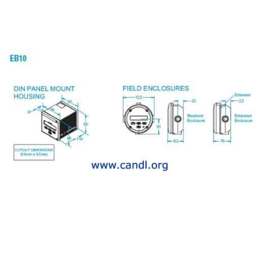 EB10 Series Batch Controllers