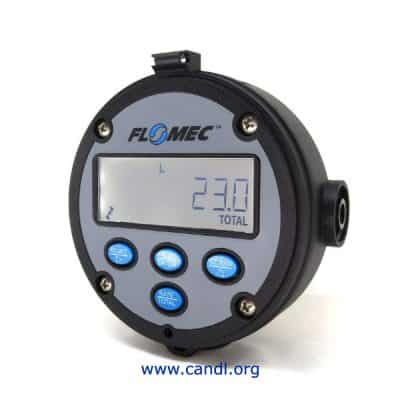 FRT14 Digital Flow Rate Totaliser - Flomec