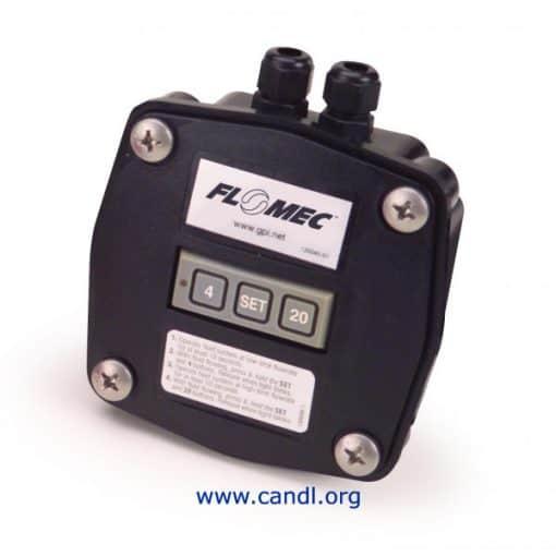 GA500 Digital Flow Rate Totaliser - Flomec