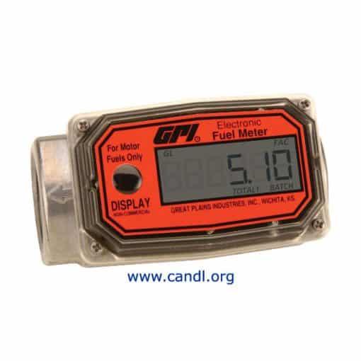 Economy Digital Fuel Meter