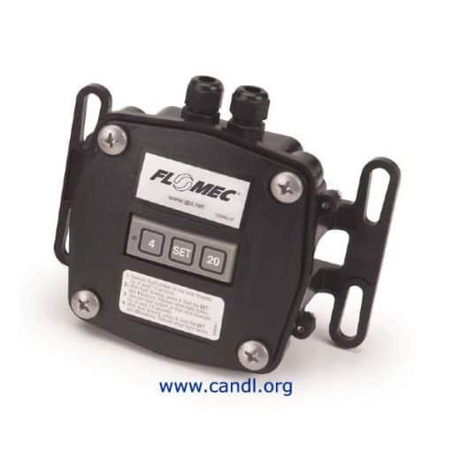 SC500 Digital Flow Rate Totaliser - Flomec