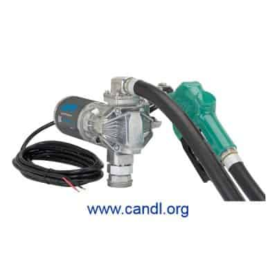 GPI - G20 Fuel Transfer Pump - Automatic Nozzle