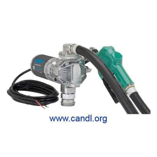 GPI - G20 Fuel Transfer Pump - Automatic Nozzle