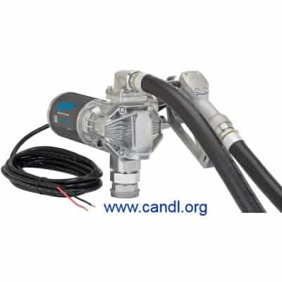 GPI - G20 Fuel Transfer Pump - Manual Nozzle