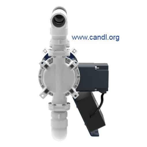 Guzzler® G2-0504N SapPuller 24 VDC Double Diaphragm Pump