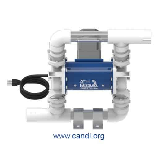 Guzzler® G2 SapPuller Double Diaphragm Pump