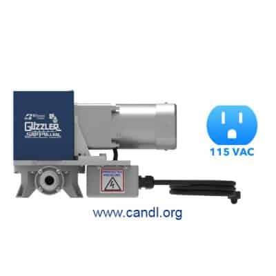 Guzzler® GE-0401D Motorised Pump