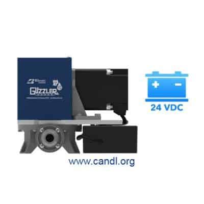 Guzzler® GE-0404D Motorised Pump