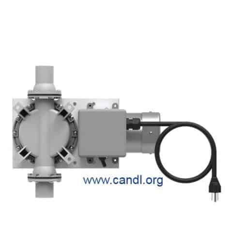 Guzzler® GE-0501D Motorised Pump