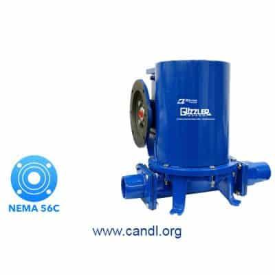 Guzzler® GE-2600A Motorised Pump