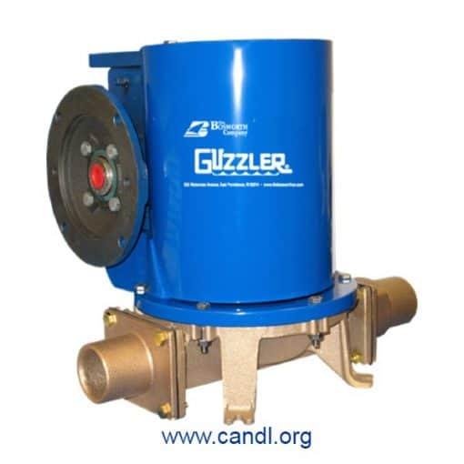 Guzzler® GE-2600B Motorised Pump
