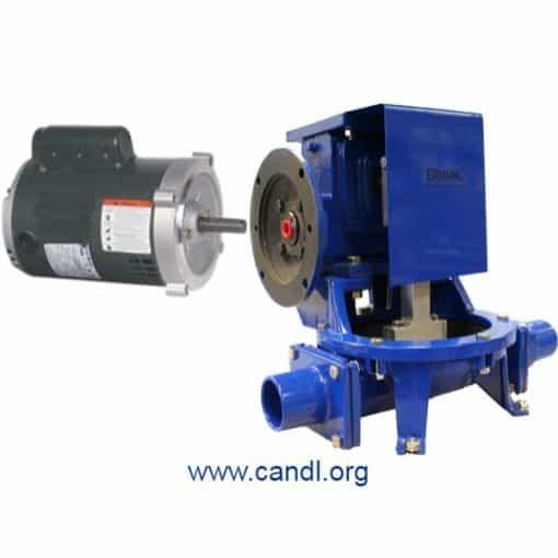 Guzzler® GE-2601A Motorised Pump