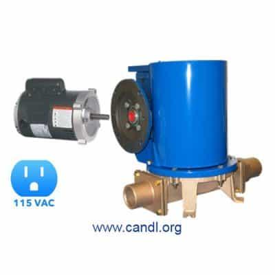Guzzler® GE-2601B Motorised Pump