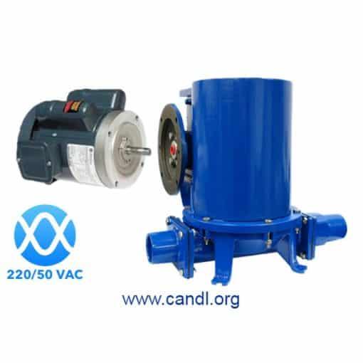 Guzzler® GE-2602A Motorised Pump