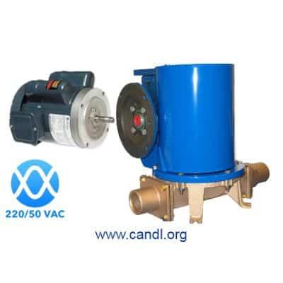 Guzzler® GE-2602B Motorised Pump
