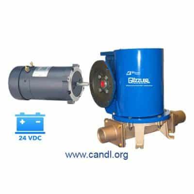 Guzzler® GE-2604B Motorised Pump