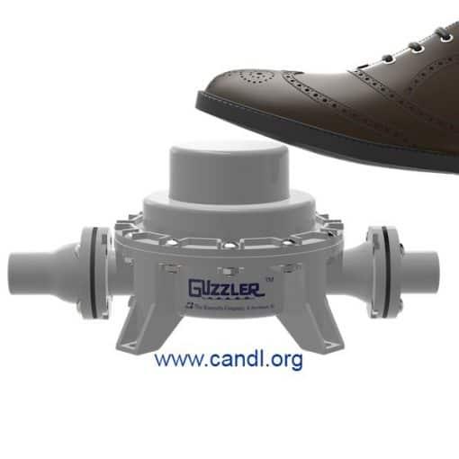 Guzzler® GF-0400D Foot Button Pump
