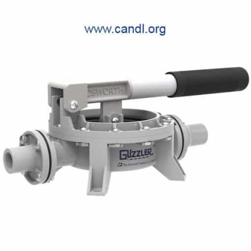 Guzzler® GH-0400D Hand Pump