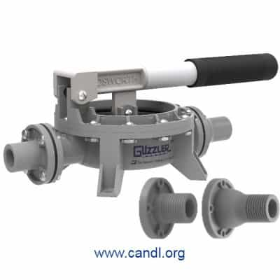 Guzzler® GH-0400U Utility Hand Pump